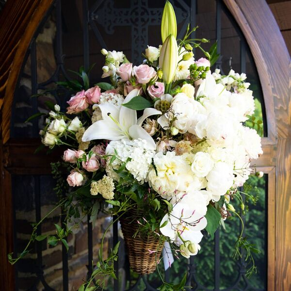 Ceremony And Reception Gap: A Beautiful Wedding In Roaring Gap, NC (photography By